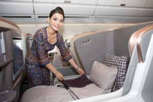 interieur Business Class Airbus A350