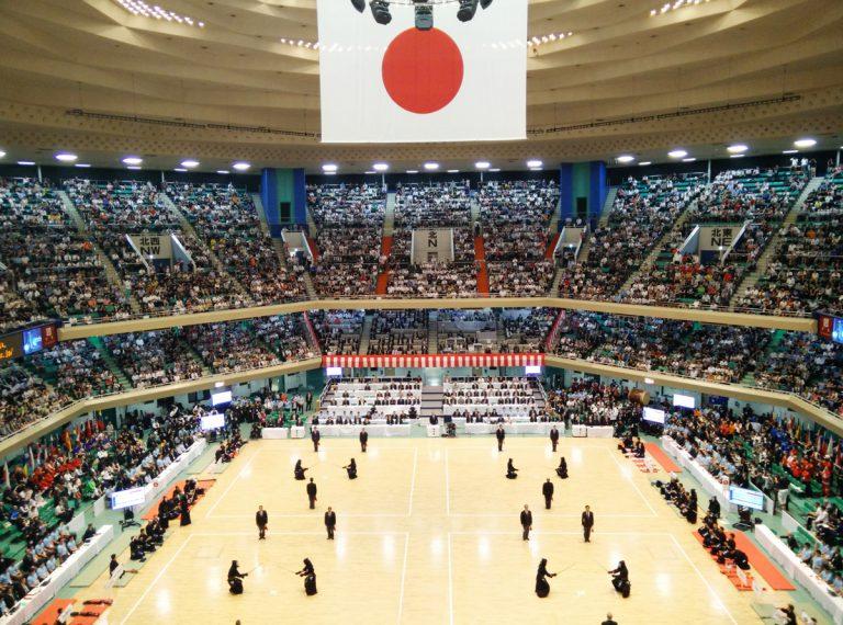 World Kendo Championships (Nippon Budokan - Tokyo)