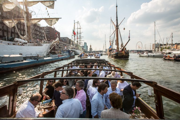 Corporate event: Sail 2015
