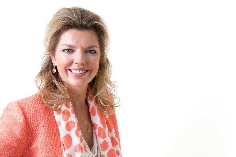 Portretfoto Vivienne van Eijkelenborg - Zakenvrouw van het Jaar 2016
