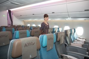 Airbus A350 voor Singapore Airlines