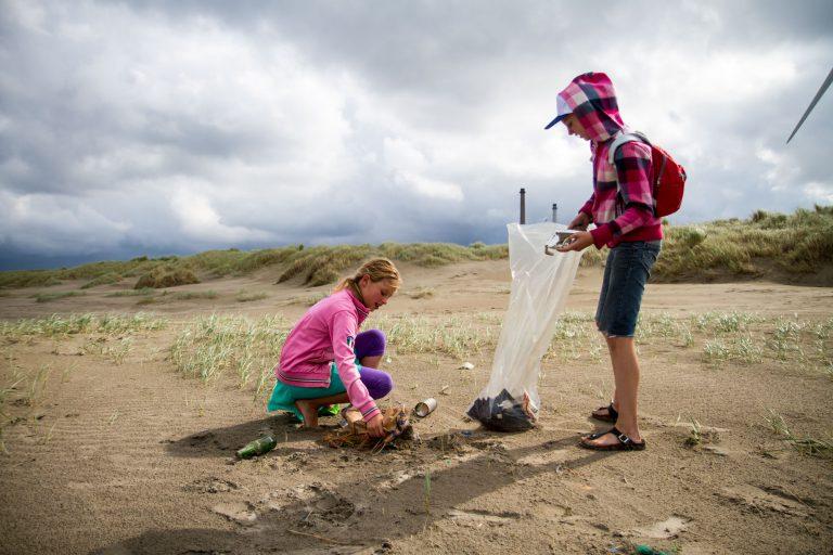 Beach Cleanup Stichting de Noordzee - Event registratie
