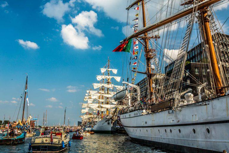 Sail Amsterdam 2015 - Event fotografie