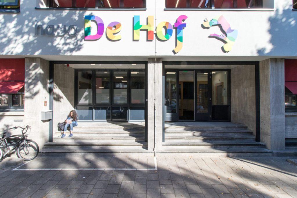 Schoolfotografie Havo de Hof Amsterdam