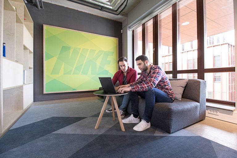 Zakelijke fotografie (Nike)