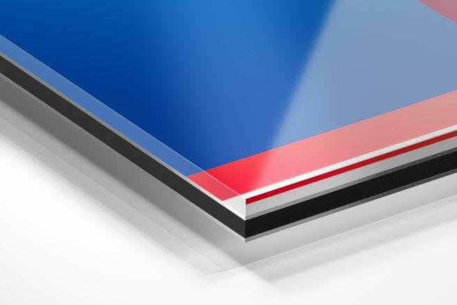Dibond + Plexiglass